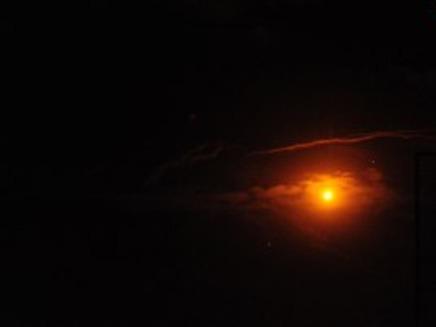תיעוד התקיפה הלילית בסוריה