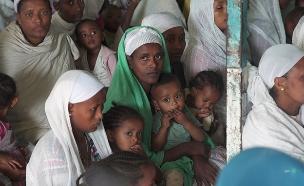 הקהילה היהודית באתיופיה, ארכיון (צילום: החדשות)