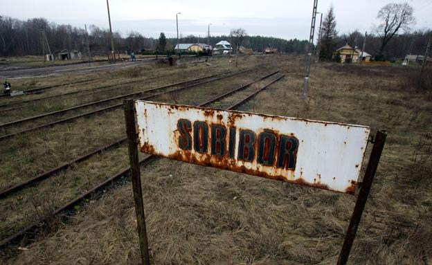 מחנה ההשמדה סוביבור (צילום: רויטרס, חדשות)