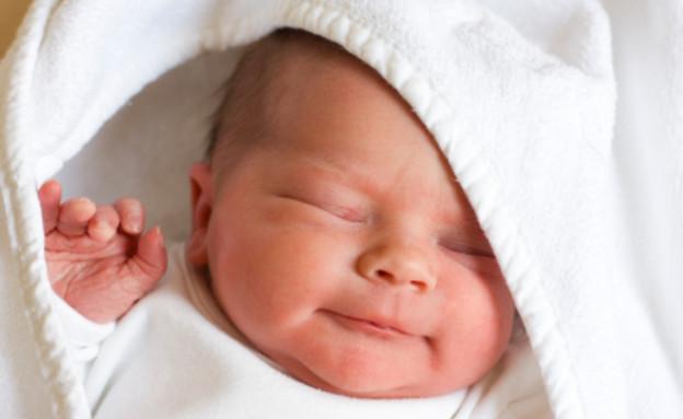 תינוק חמוד (צילום: mschalke, Istock)