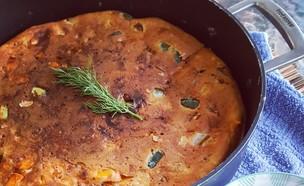 פשטידת ירקות בסיר (צילום: רון יוחננוב, אוכל טוב)