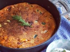 מהפכה: אפשר להכין פשטידת ירקות בלי תנור