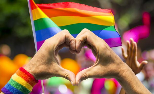 כל אירועי הגאווה בקמפוסים ברחבי הארץ (אילוסטרציה: kateafter | Shutterstock.com )