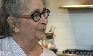אשת הנשיא מספרת בגילוי לב על מחלתה (צילום: חדשות 2)