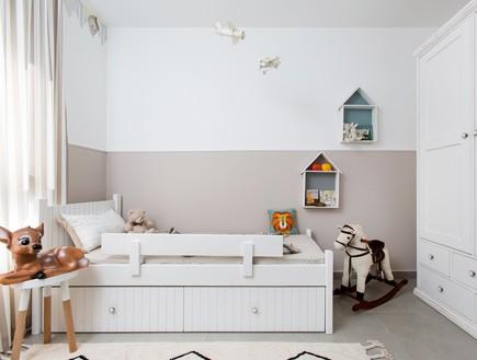 חדר ילדים, עיצוב אורנה מזור