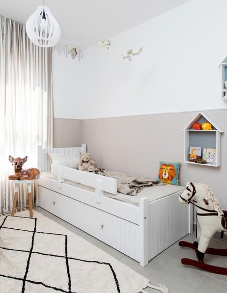 חדר ילדים, ג, עיצוב אורנה מזור