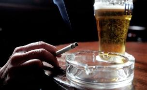 אחוז המעשנים בישראל: 19.8% (צילום: AP, חדשות)