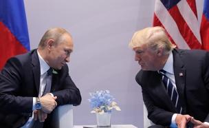 טראמפ ופוטין (צילום: רויטרס, חדשות)