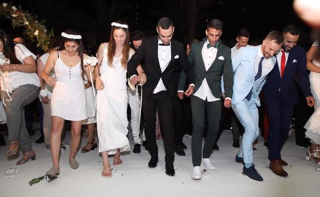 החתונה הגאה הגדולה בישראל (צילום: עומר ישראלי, עיריית תל אביב-יפו)