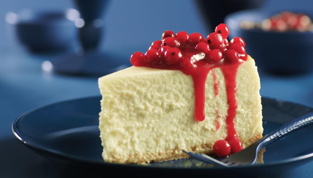 עוגת גבינה ניו יורק (צילום: בבושקה הפקות, מחלבות גד)