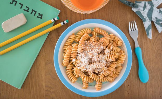 """רוטב עגבניות ב-2 מרכיבים ודקה אחת (צילום: עידית נרקיס כ""""ץ, אוכל טוב)"""