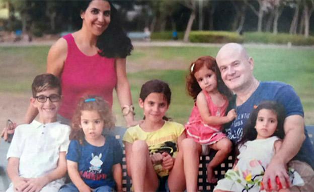 המלחמה של האם לחמישה נגד הסרטן (צילום: באדיבות המשפחה, חדשות)