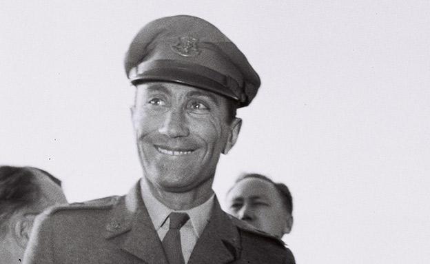 ראש המוסד ממלחמת ששת הימים בהקלטה נדירה (צילום: לעמ, חדשות)