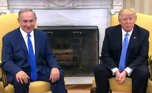 איך יגיב ממשל טראמפ לסיפוח? (צילום: CNN, חדשות)
