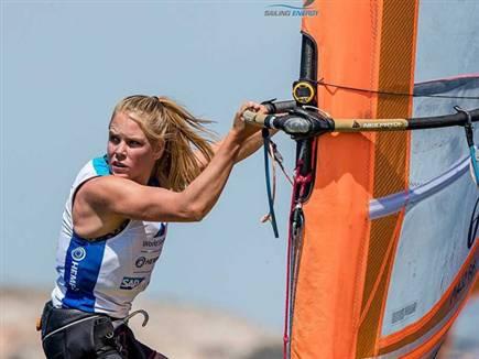 מקום רביעי גם לספיצ'קוב (צילום: sailing energy) (צילום: ספורט 5)