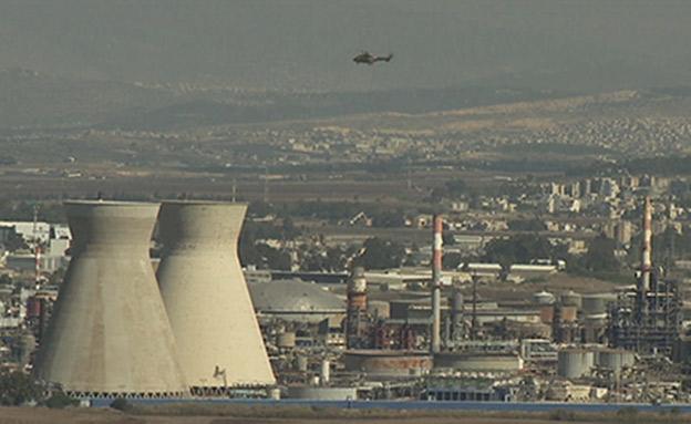 מפרץ חיפה (צילום: החדשות)