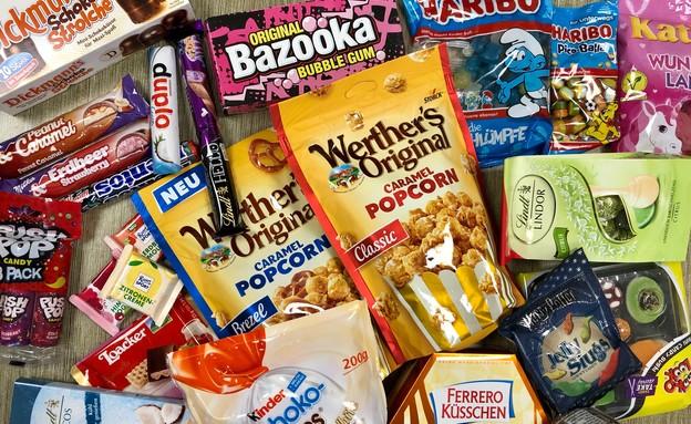 ממתקים מברלין  (צילום: ריטה גולדשטיין, אוכל טוב)