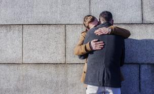 זוג גברים (צילום: shutterstock | icsnaps)