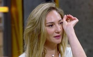 """האודישן שגרם למיכל אנסקי לבכות (צילום: מתוך """"מאסטר שף 8"""", קשת 12)"""
