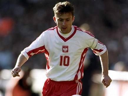 בז'צ'ק במדי נבחרת פולין. יש לו מדליה אולימפית (Getty) (צילום: ספורט 5)