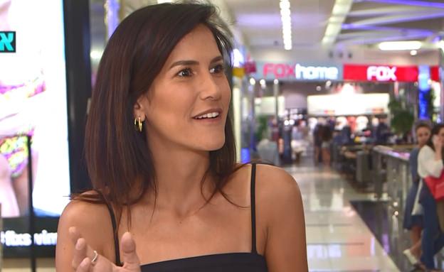 """הכלות של """"חתונה ממבט ראשון"""" בראיון (צילום: מתוך """"אנשים"""", שידורי קשת)"""