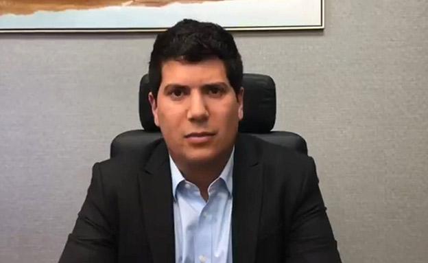 עורך דין עמית חדד על השימוע (צילום: חדשות)