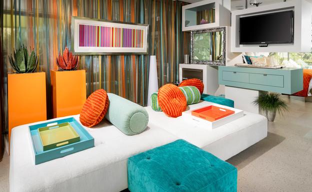 בית בלאס וגאס, סוויטת אורחים (צילום: שי וליץ)