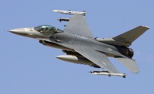 מטוס 16-F (צילום:  Ethan Miller, GettyImages)