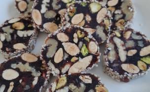 עוגיות הבריאות של אמא של לירן (צילום: הילי לוי, אוכל טוב)