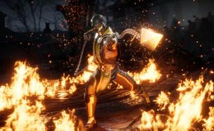 Mortal Kombat 11, מורטל קומבט (צילום: צילום מסך)