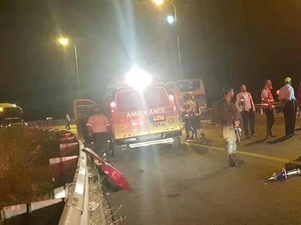 הרוג בתאונה חזיתית סמוך לירושלים