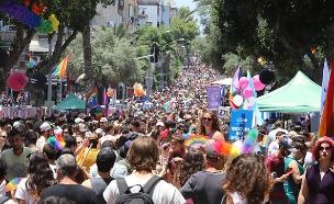 מאות אלפי חוגגים (צילום: צילום: איתן אלחדז/TPS, חדשות)