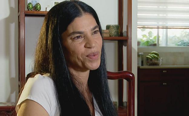 האישה שניסתה להרות 25 שנה ותובעת (צילום: החדשות)
