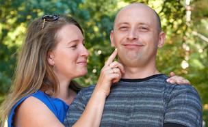 זוג נשוי (צילום: shutterstock)