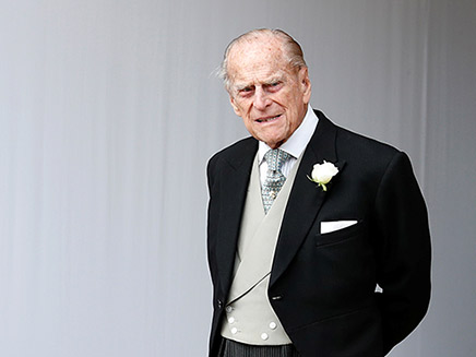 הנסיך פיליפ, סבו של הארי (צילום: רויטרס, חדשות)