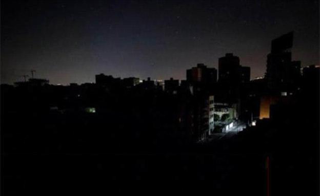 הפסקת חשמל עצומה בארגנטינה ואורוגוואי (צילום: טוויטר, חדשות)
