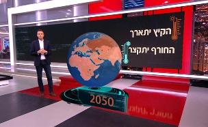 איך ייראה העולם שלנו ב-2050 (צילום: החדשות)