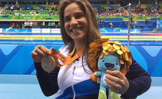 קטפה, בינתיים, 9 מדליות. פיזרו (צילום: קרן איזקסון, חדשות)