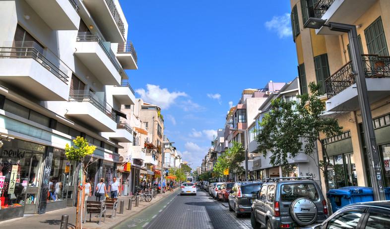 רחוב שינקין (צילום:  The World in HDR, shutterstock)