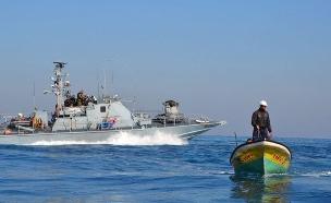 דייגים בעזה (ארכיון) (צילום: חדשות)