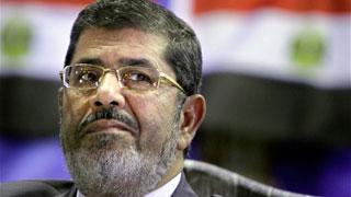 נשיא צרים לשעבר מוחמד מורסי (צילום: AP, חדשות)