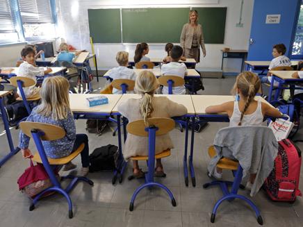תלמידים אירופים, תלמידים, כיתה, בי