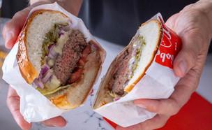רוברטס המבורגרים  (צילום: חיים יוסף, יחסי ציבור)