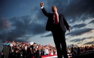 דונלד טראמפ 2020 (צילום: רויטרס, חדשות)