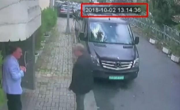 איש המפתח ברצח העיתונאי הסעודי ג'מאל חאשוקג'י (צילום: CNN, חדשות)