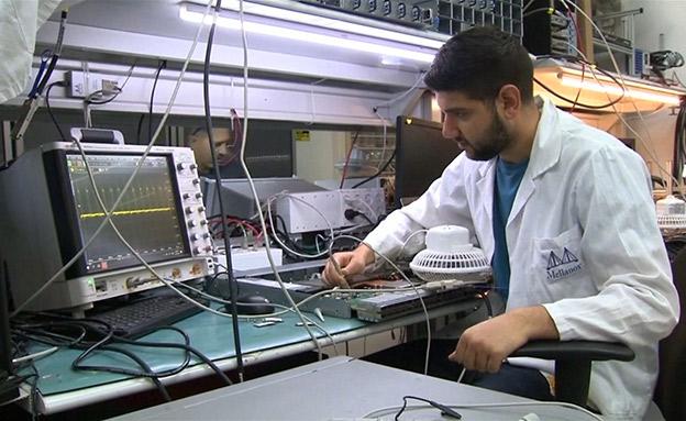חברת מלאנוקס, יצרנית השבבים , חברת היי טק ישראלית (צילום: רויטרס, חדשות)