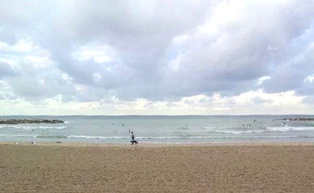 מזג האוויר ללא שינוי (צילום: שלומי זיו, חדשות)