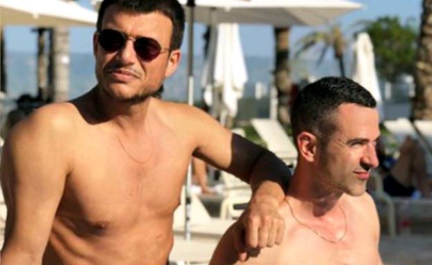 אסי ואלברט, אמיר וינאי (צילום: מתוך אינסטגרם)