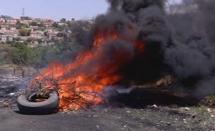 המעוז האחרון של המאבק העממי בגדה (צילום: החדשות)