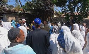 הקהילה היהודית בגונדר, ארכיון (צילום: החדשות)